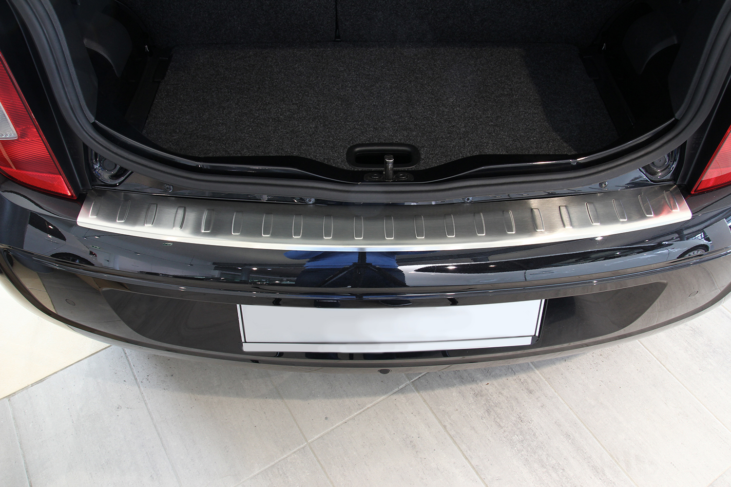 Stainless steel bumper protector fits for VW UP 2011-