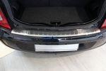 Edelstahl Ladekantenschutz für VW UP 3-/5-Türer GTI High UP! ab Bj. 2011- 001