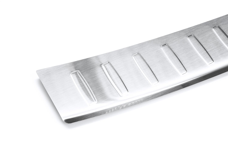 Stainless steel bumper protector fits for Skoda Octavia 3 III Hatchback 2013-