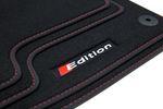 Edition Fußmatten für Audi A1 8X Sportback Limo S-Line Bj. 2010- 001