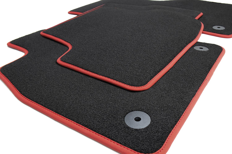 edition gti fu matten f r vw golf 5 6 scirocco 3 limo. Black Bedroom Furniture Sets. Home Design Ideas