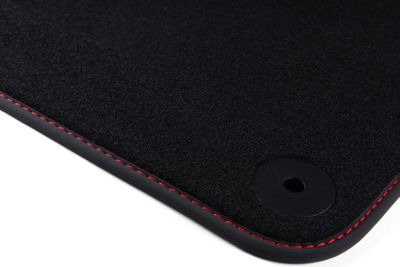 Sport PREMIUM Floor Mats for Audi A6 4G/C7 from 2011 - (LHD ONLY!)