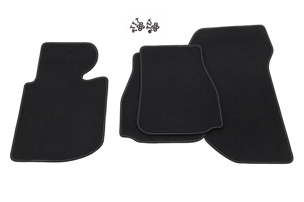 tapis de sol de voitures d 39 hiver adapt pour bmw s rie 3. Black Bedroom Furniture Sets. Home Design Ideas
