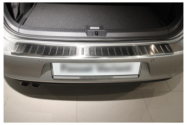 VW Passat B7 3C Variant Ladekantenschutz Pulverbeschichtet Edelstahl Abkantung
