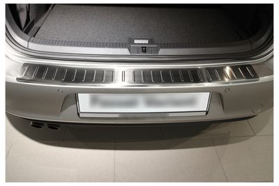 Stainless steel bumper protector fits for VW Passat Variant B6 3C 2005-2010