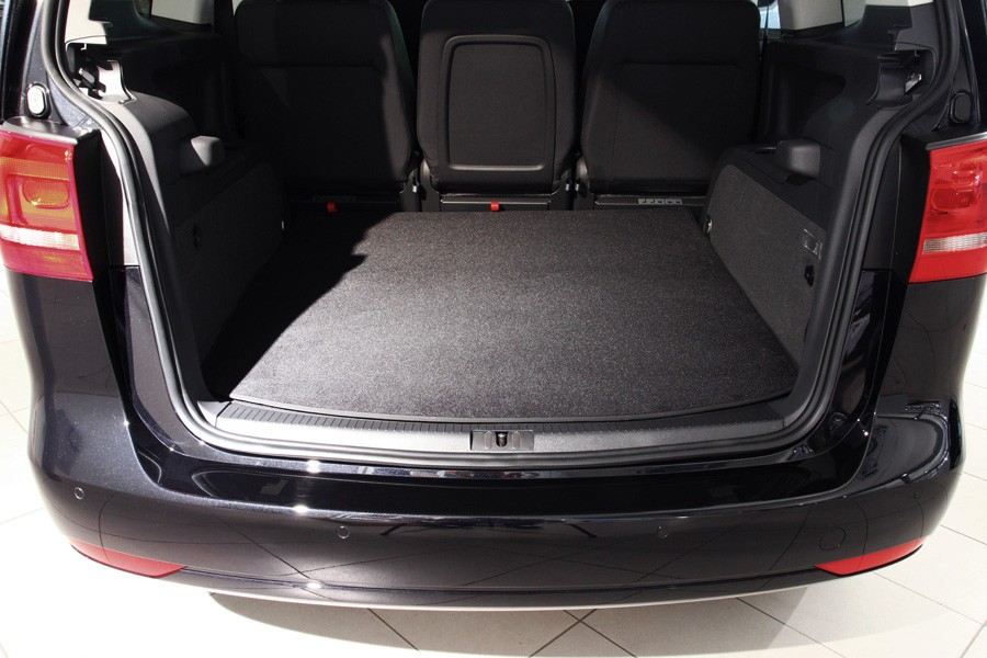 Reversible Trunk Mat Fits For Vw Touran Cross Touran 2003 2015 Boot