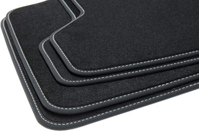 Exclusive floor mats fits for BMW E30 3er 1982-1994 L.H.D only