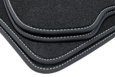 Exclusive alfombras del automóvil para BMW 3er E90 E91 año 2005-2012