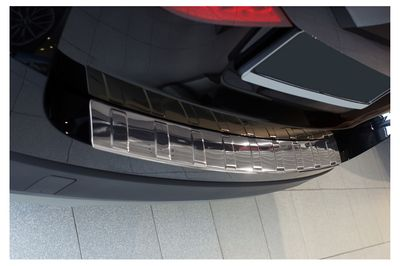 Stainless steel bumper protector fits for BMW X1 E84 2009-2012
