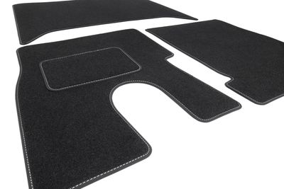 Exclusive truck floor mats fits for DAF XF Euro 6 from 2013- L.H.D only