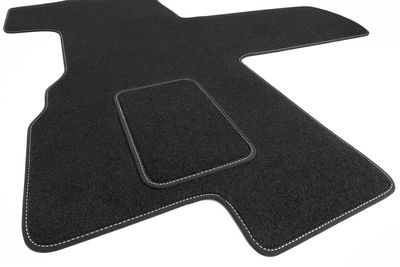 Exclusive truck floor mats fits for Peugeot Boxer 2 II Typ 250 from 2006- L.H.D only