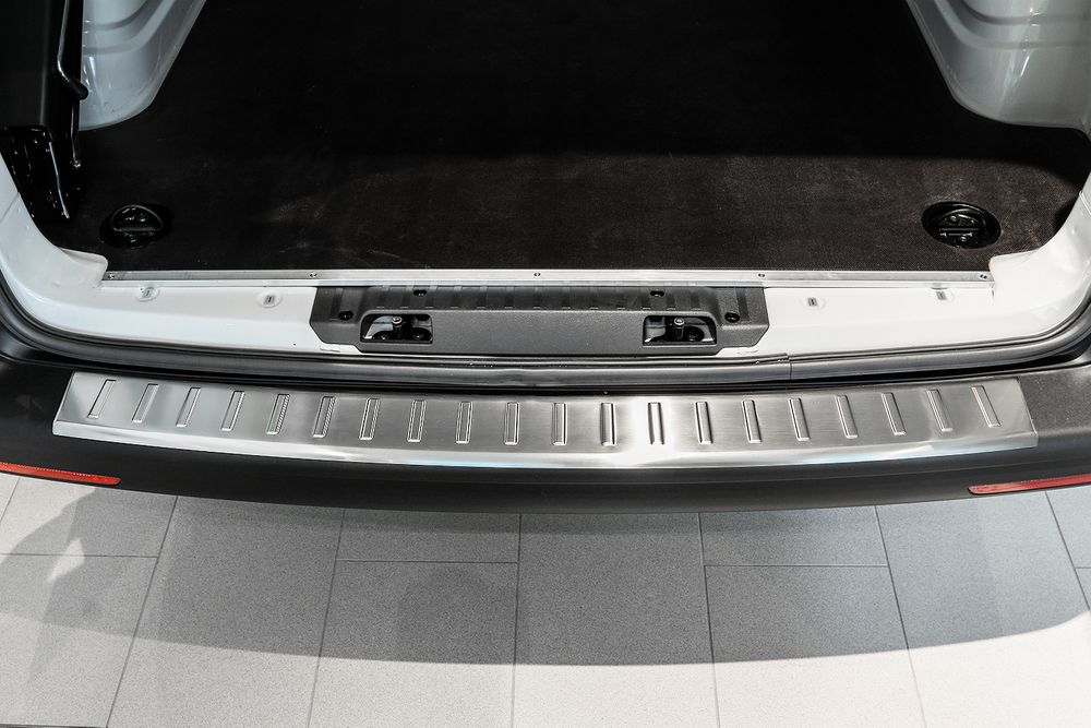 Stainless Steel Bumper Protector Fits For Vw T5 Multivan