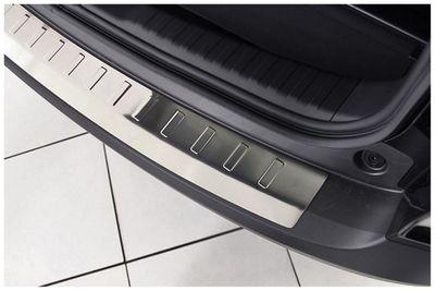 Stainless steel bumper protector fits for Honda CR-V IV 2012-03/2015