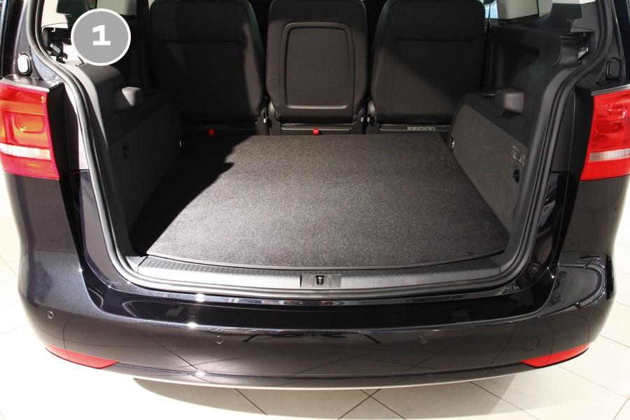 EXCLUSIVE-LINE DESIGN TAPIS DE SOL pour VW Sharan II Seat Alhambra II 2010