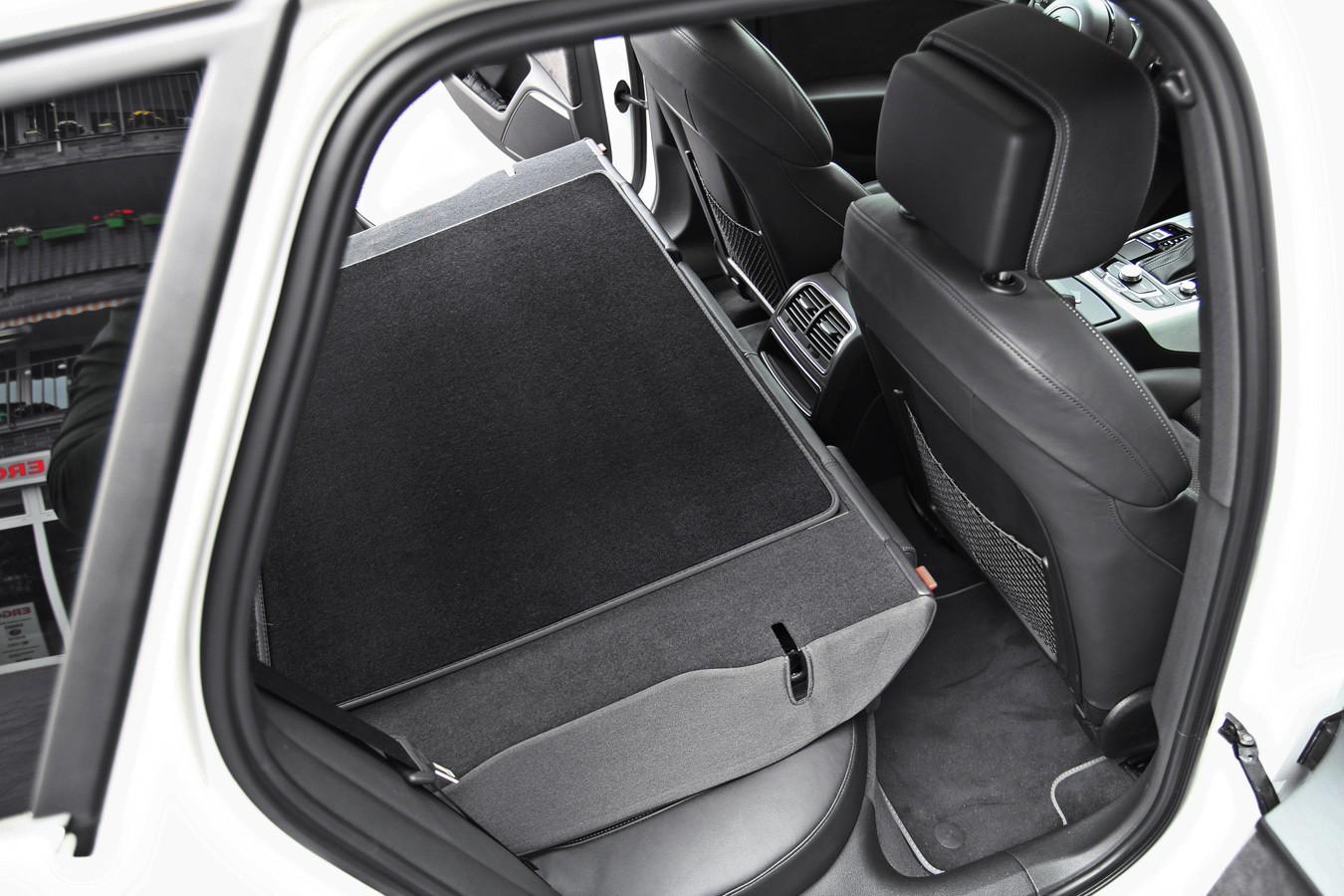 Audi Voitures Sol Pièces 3 Tapis De Du A6 Pour Coffre Adapté WEDI9H2