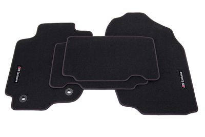 Exclusive Line floor mats fits for Toyota RAV4 MK IV 2012- L.H.D only