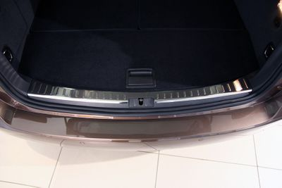 Interior bumper guards for VW Touran from 2010-2015