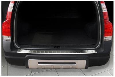 Stainless steel bumper protector fits for Volvo XC70 MKI Facelift