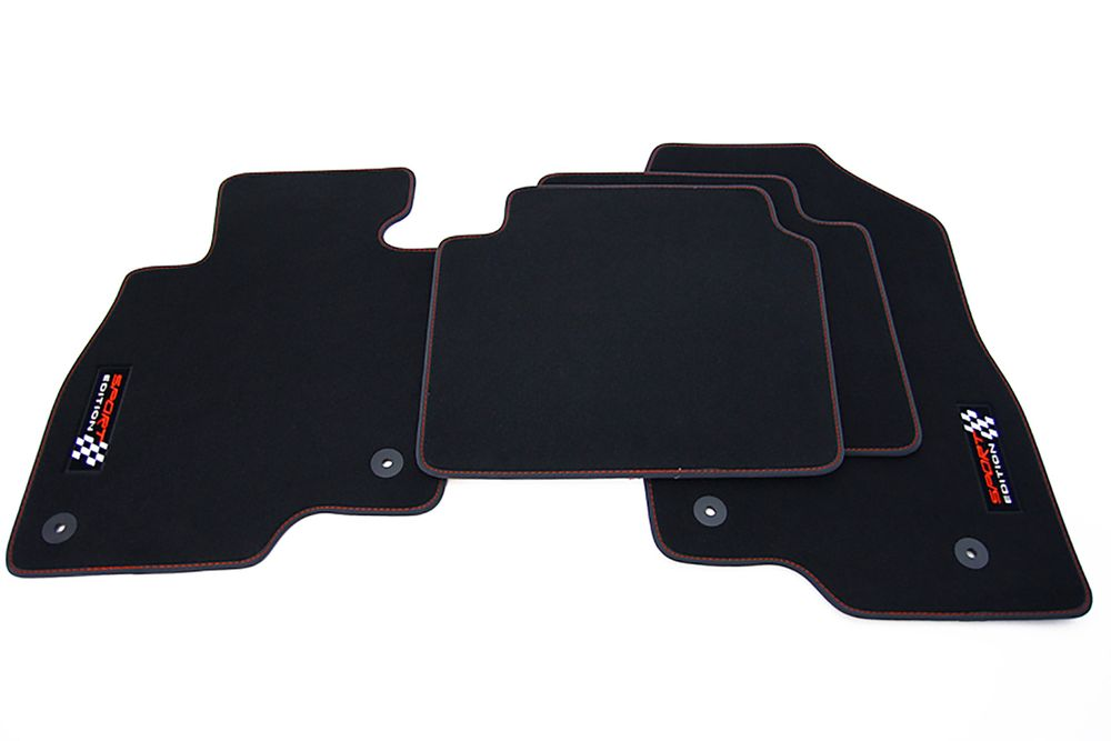 sport edition floor mats fits for mazda 6 mk 3 iii estate. Black Bedroom Furniture Sets. Home Design Ideas