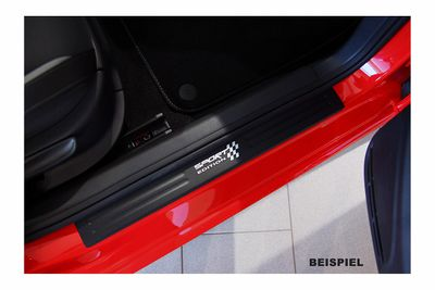 Blackline entry sills fits for Seat Leon MK III 5F