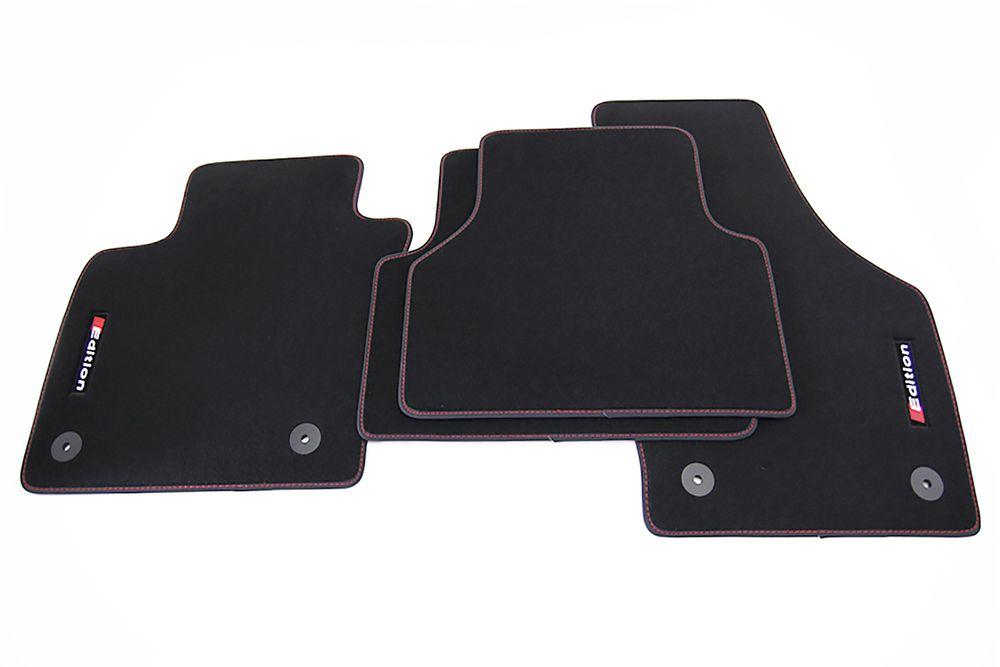 edition tapis de sol de voitures de voiture adapt pour audi s line rs q3 audi q3 2011 tapis de. Black Bedroom Furniture Sets. Home Design Ideas