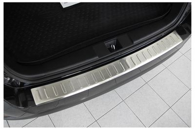 Protector de borde de carga de acero inoxidable para Subaru Legacy V