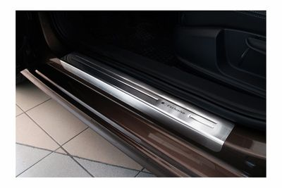 Exclusive stainless steel entry sills fits for VW Sharan MKII Seat Alhambra MKII