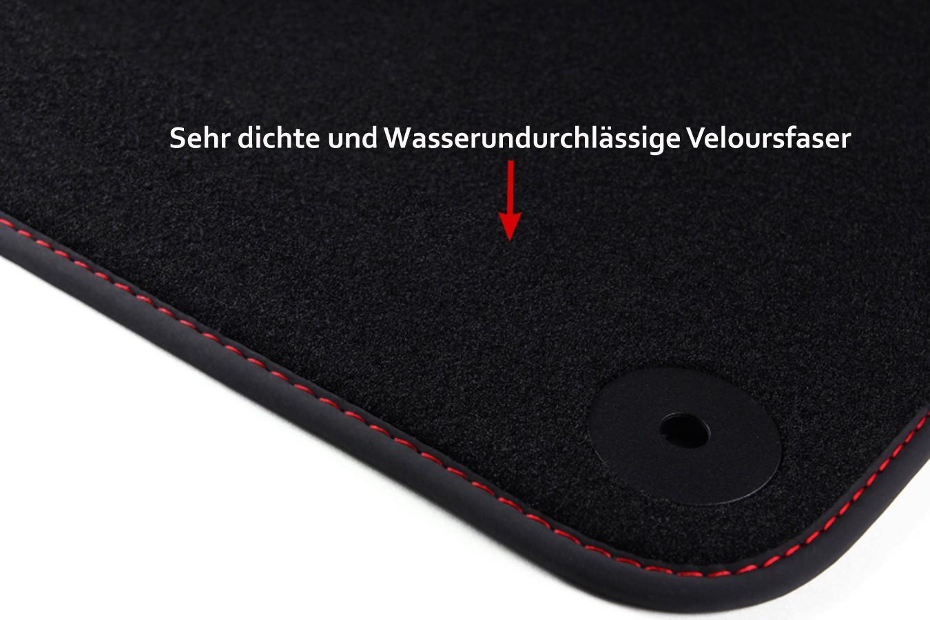 auto winter fu matten f r seat ibiza 3 6l stylance fr. Black Bedroom Furniture Sets. Home Design Ideas