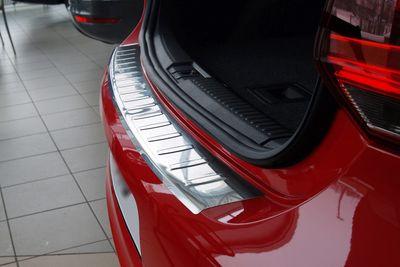Edelstahl Ladekantenschutz für VW Polo 5 6C Cross GTI Bj. 2014-07/2017