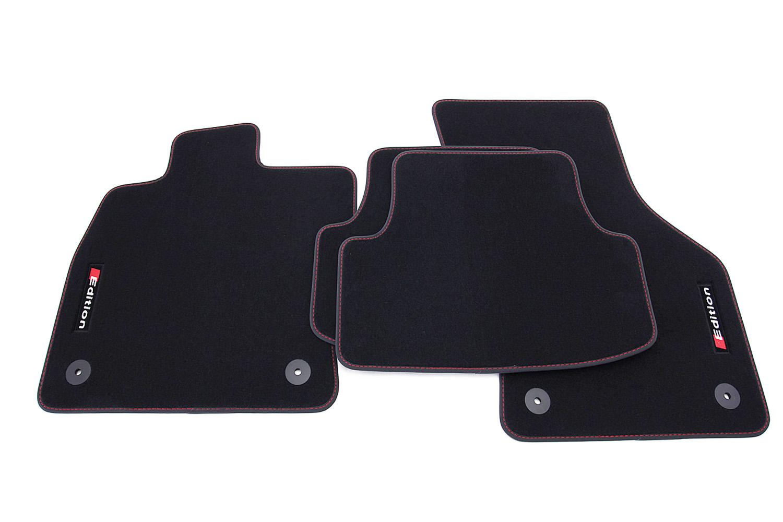 edition tapis de sol de voitures de voiture adapt pour audi a3 8v 2013 tapis de sol pour audi. Black Bedroom Furniture Sets. Home Design Ideas