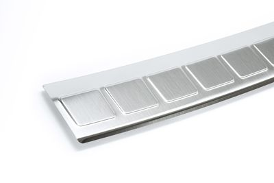 Stainless steel bumper protector fits for Dacia Dokker 2013-