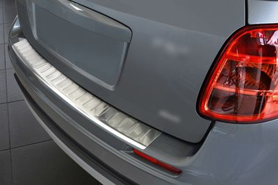 Stainless steel bumper protector fits for Suzuki SX4