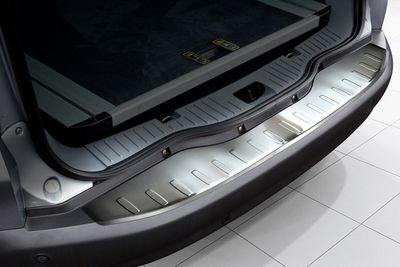 Protector de borde de carga de acero inoxidable para Ford S-Max año 2010-08/2015