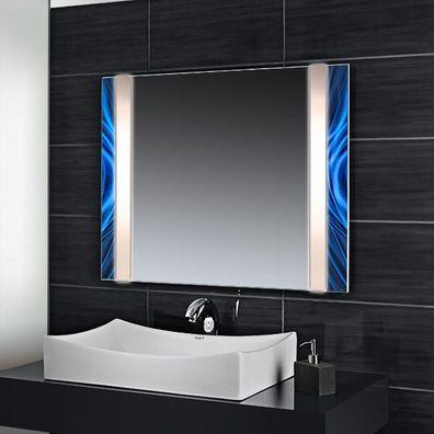 Badezimmerspiegel Borealis Blue