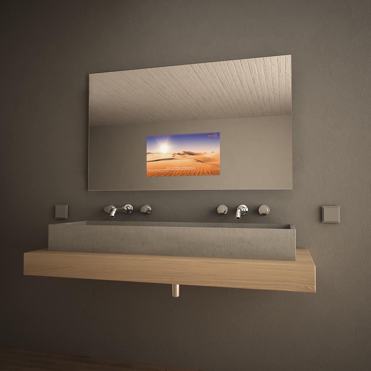 tv spiegel ohne beleuchtung firraun ohne beleuchtung 9000354. Black Bedroom Furniture Sets. Home Design Ideas