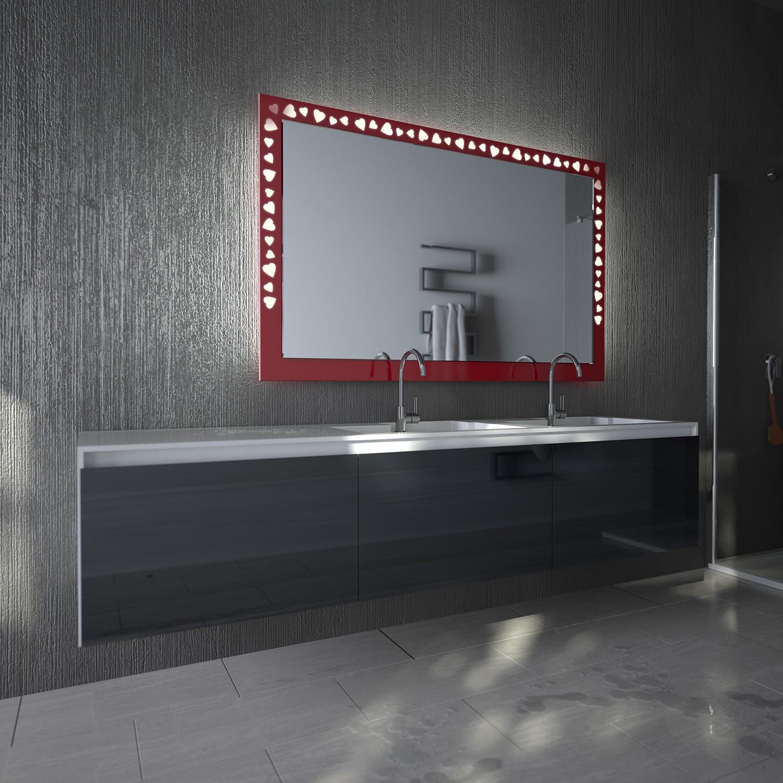 badezimmerspiegel nach ma auf lacobel marilyn exklusive. Black Bedroom Furniture Sets. Home Design Ideas