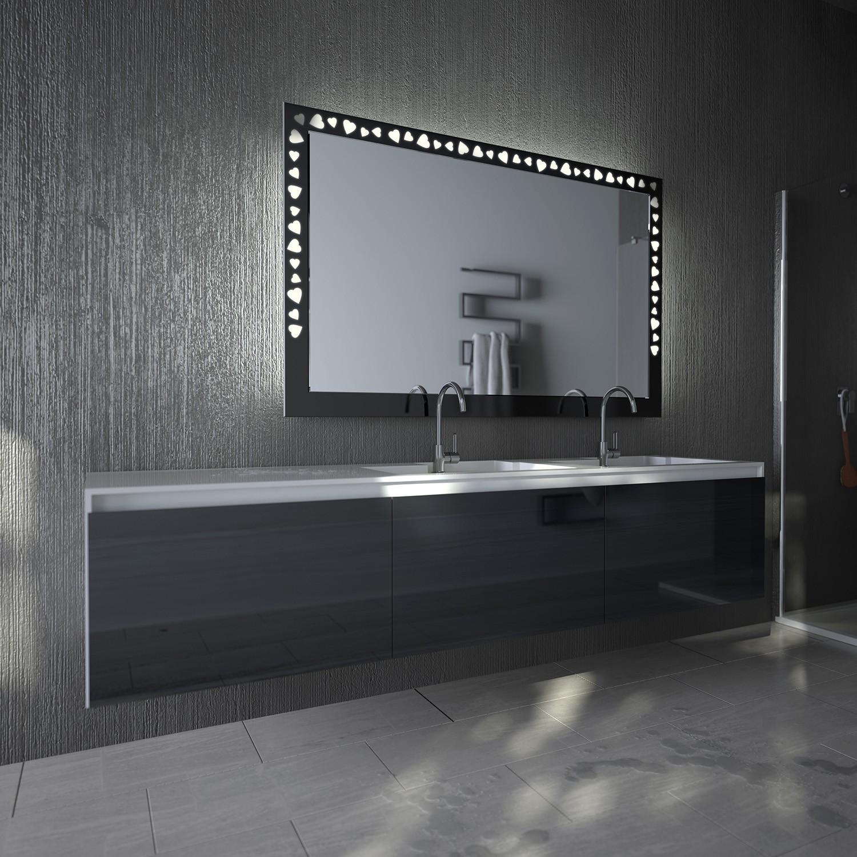 badezimmerspiegel nach ma auf lacobel touch exklusive. Black Bedroom Furniture Sets. Home Design Ideas