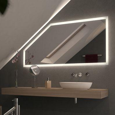 LED-Badezimmerspiegel für s Dachbad  Framo