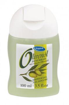 Olivenöl Duschbad