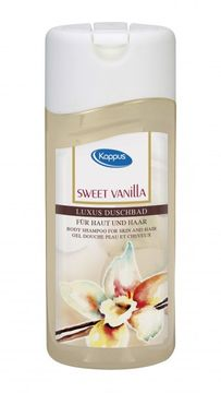 Sweet Vanilla Luxus Duschbad