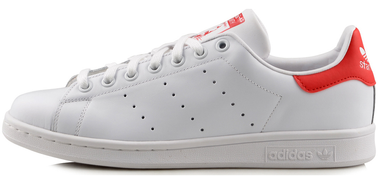 Adidas Originals Stan Smith Sneaker weiß/rot – Bild 1