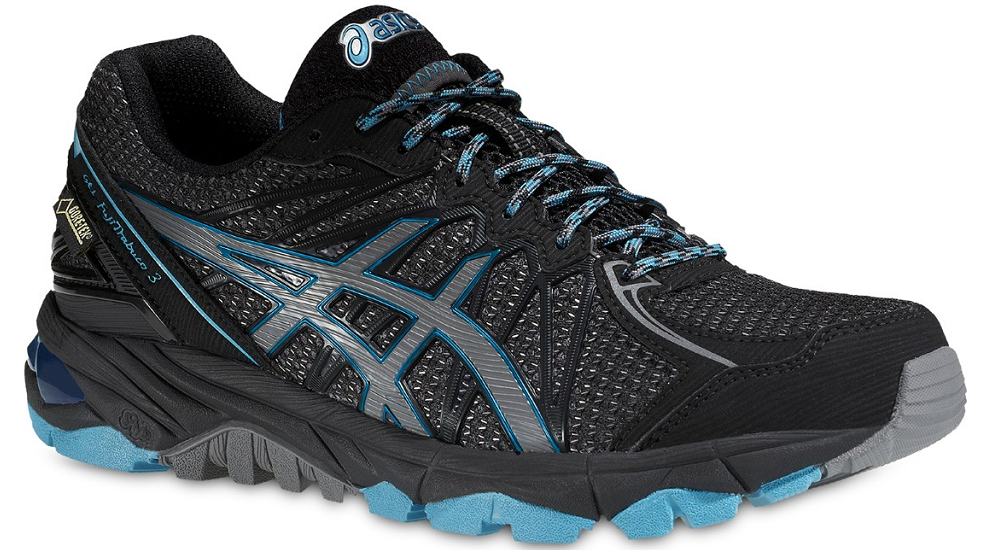 Details about NEW Asics Gel Fuji Trabuco 3 Gore-Tex GTX Outdoor Running  Shoes black T4E8N-9097