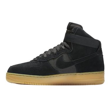 Nike Air Force One 1 High '07 LV8 Sneaker schwarz/braun – Bild 1