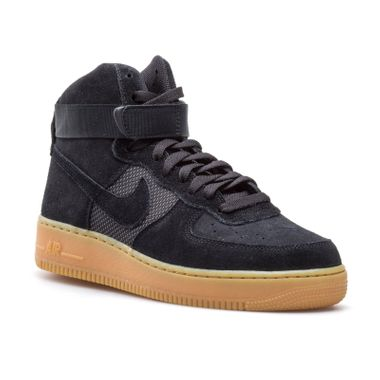Nike Air Force One 1 High '07 LV8 Sneaker schwarz/braun – Bild 2