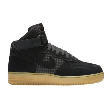 Nike Air Force One 1 High '07 LV8 Sneaker schwarz/braun – Bild 3