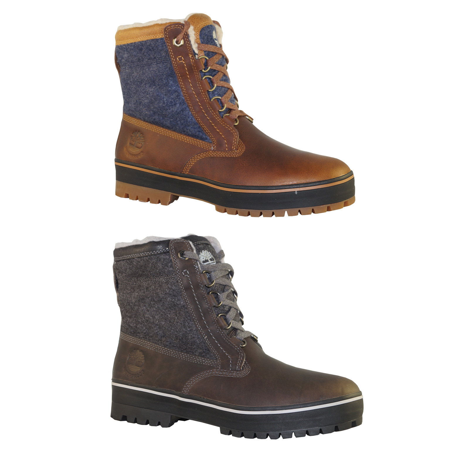 Timberland Spruce Mountain Mid Waterproof Boot Stiefel ...