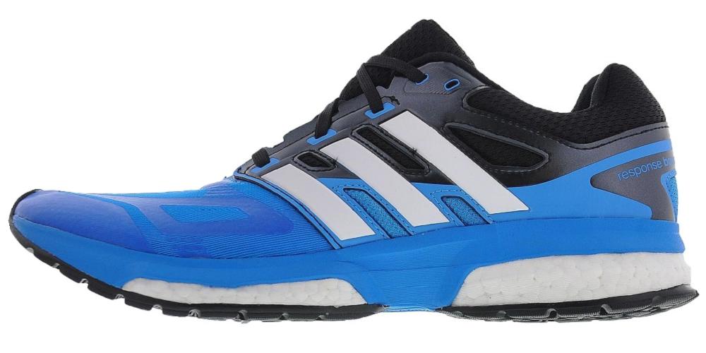 Details zu Adidas Response Boost Techfit Laufschuhe Turnschuhe Sportschuhe blau M29769 WOW