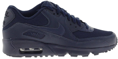 Nike Air Max 90 Mesh All Blue (GS) Sneaker blau