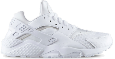 Nike Air Huarache All White LTD Laufschuhe Sneaker weiß