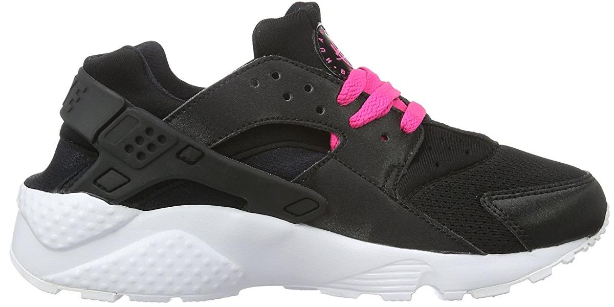 Nike Huarache Run Kinder Schuhe Sneaker Laufschuhe Turnschuhe schwarz 654280 007